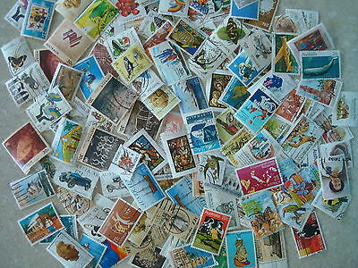 1980-1984 - Approx 120 Used Australian Decimal Stamps  - Assorted lot