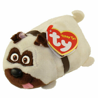 Ty Teeny Tys The Secret Life of Pets MEL New 2016 w/ Heart Tags MWMT's Stackable
