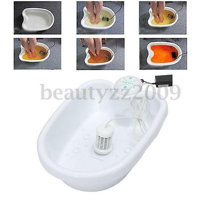 Detox Detoxification Foot Bath Cell Spa Ionic Cleanse Cleansing W/ Tub Xmas Gift