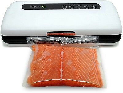 Vacuum Sealer Food Packing Storage Machine Sealed Press Release Freshness New