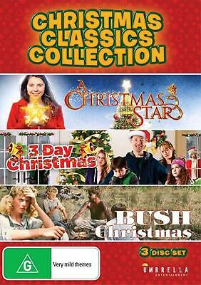 Christmas Classics, The : Collection - DVD Region ALL Free Shipping!