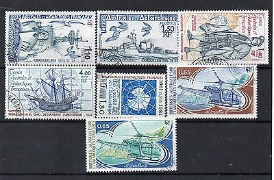 007. TAAF 1980. Collections used