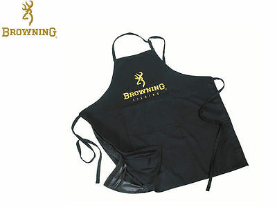 Browning match apron