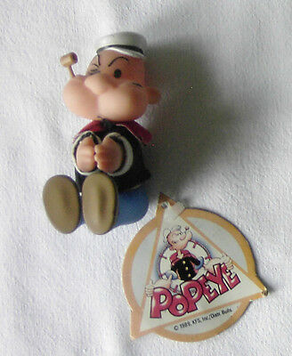 Popeye Ansteckfigur- King Features Syndicate , 1989 / 7,5 cm