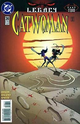 Catwoman #36 (Aug 1996, DC)