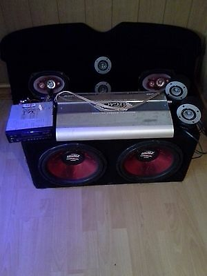 complete car sound system