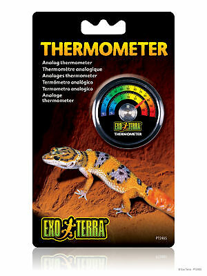 Exo Terra Thermometer / Analoges Thermometer