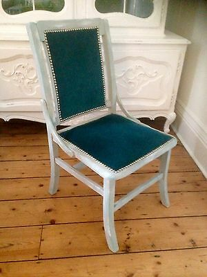 Shabby chic/ vintage Atcraft  living rooml/bedroom hallway nursing chair