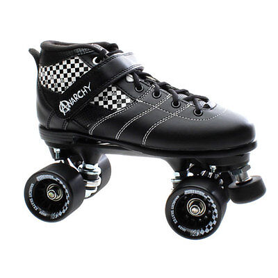 Anarchy Havoc Quad Roller Derby Skates