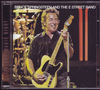 Bruce Springsteen - Cleveland Magic Night 2007 - Crystal Cat
