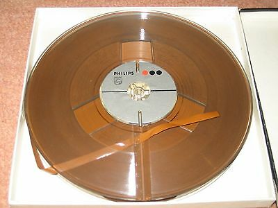 OLD 2400 POLYESTER INTERNATIONAL ELECTRONICS Magnetic Recording Tape - Big Bands