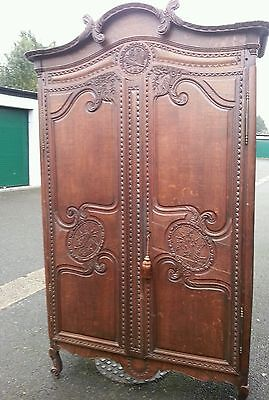 Beautiful French antique armoire /wardrobe