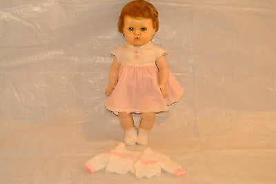 Tiny Tears Vintage American Character Doll