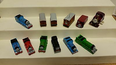 Thomas The Train & Friends - Birthday Cake Toppers - Lot of 12
