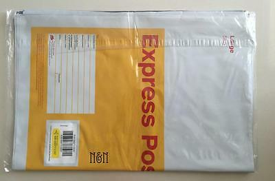 10 x Australia Post Express Post Satchel 5kg - Ask for FREE Postage