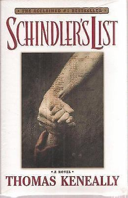 Schindler's list by Keneally, Thomas