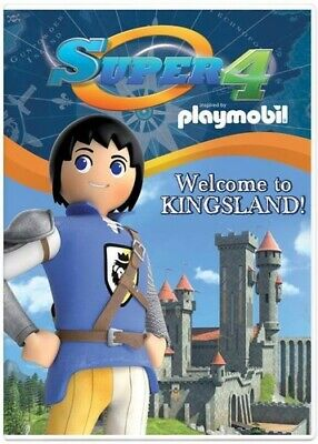 Super 4: Welcome To Kingsland (2016, DVD NEW)