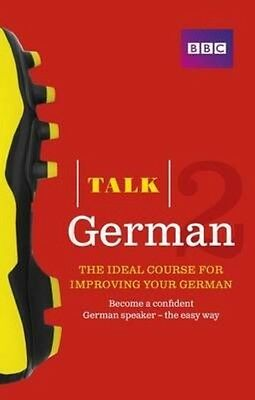Talk German 2 Book by Susanne Winchester Paperback Book