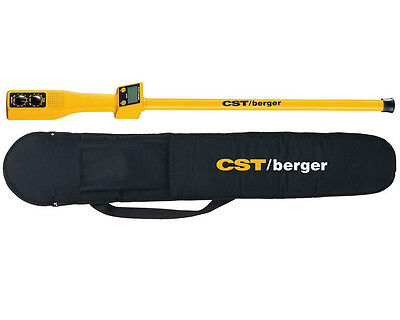 Brand New CST/berger CST-19-550 Magna-Trak 100 Magnetic Locator w/ Soft Case