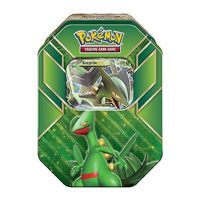 Pokemon TCG Sceptile EX Hoenn Power Tin Summer 2015