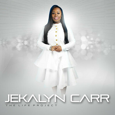 Jekalyn Carr - Life Project [New CD]
