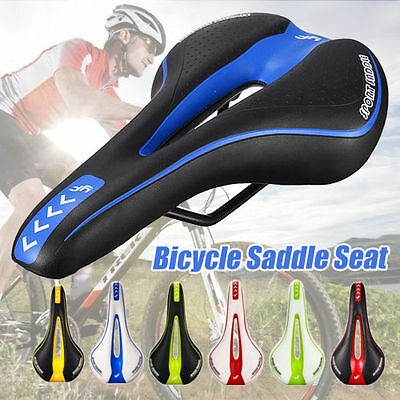 Soft Riding Road MTB Gel Comfort Saddle Bike Bicycle Cycling Seat Cushion Pad