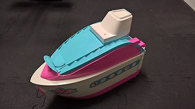 Mattel 2007 Barbie Yacht Party Cruise Ship Boat Tested Works