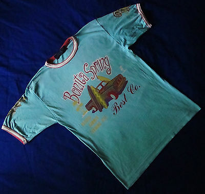 T-shirt vintage 80's BEST COMPANY Olmes Carretti tg.M made in Italy RARE