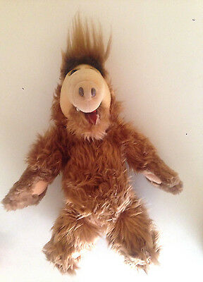 ALF THE ALIEN 1986 21 inch vintage toy plush toy