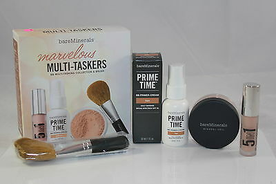 bareMinerals Marvelous Multi-Taskers BB Multi-Tasking Collection and Brush - Tan