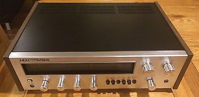 Akai AA-8030 Solid State FM/AM/MULTIPLEX Stereo Tuner Amplifier