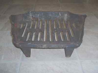 Victorian cast iron coal fire grate basket - CLASSIC 16-inch - made in England