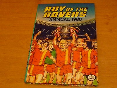 Roy of The Rovers Annual  1980 h/b