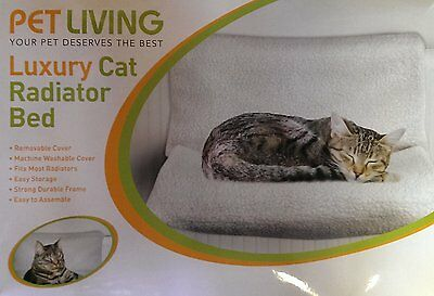 Pet Living Luxury Cat Radiator Bed (PET6025)