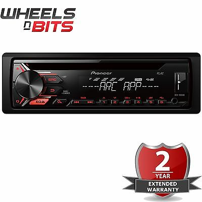 pioneer deh 1900ub car stereo radio cd mp3 player android. Black Bedroom Furniture Sets. Home Design Ideas