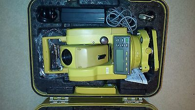 Topcon GTS 211D Total Station just callibrated