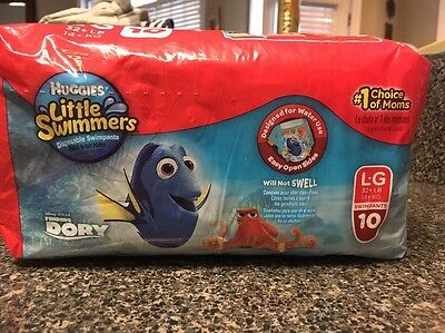 Huggies Little Swimmers Size Large