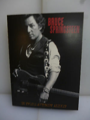 Bruce Springsteen-Is There Anybody Alive?.nyc, Usa 2007-Dvd Digipack-New.sealed.