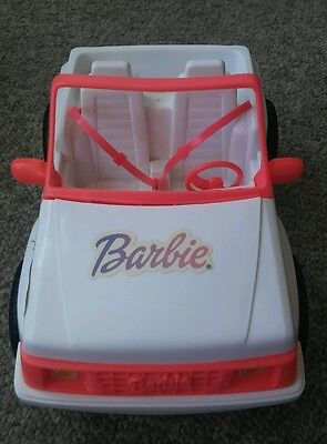 Barbie Jeep Mattel Inc 1994
