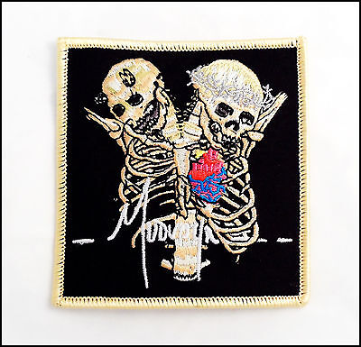 Mudvayne 2010 Embroidered Iron-On Patch