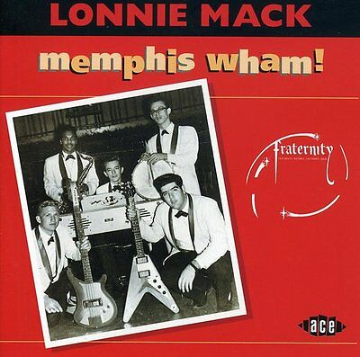 Lonnie Mack - Memphis Wham [New CD] UK - Import