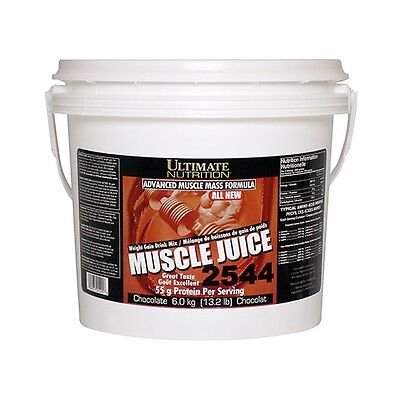 Ultimate Nutrition Muscle Juice 2544 (10.45lbs) Chocolate