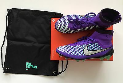 NEW Nike Magista Obra FG Firm Ground Flyknit Football Boots Size UK 9