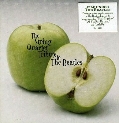 Various Artists - String Quartet Tribute to the Beatles / Various [New CD]