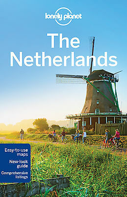 Lonely Planet THE NETHERLANDS (Travel Guide) - BRAND NEW 9781743215524