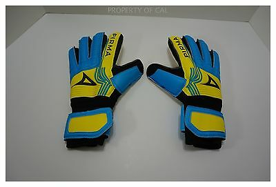 Pirma Goalkeeper Gloves-Guantes de Portero-Finger Protection-Different Colors