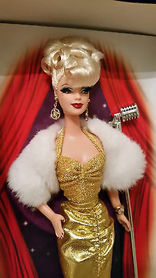 Gold Label LADY LUCK Barbie doll 2006 collector