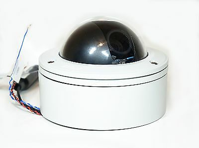 Pelco ICS110-AP Color CCTV Dome Security Camera BNC and Twisted Pair Video Out