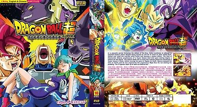 ANIME DVD~Dragon Ball Super(1-131End)English sub&All region FREE SHIPPING+GIFT