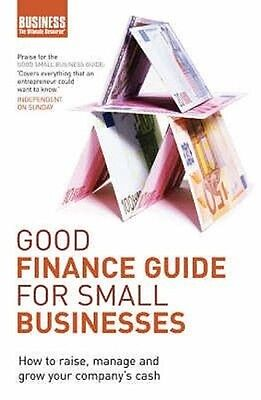 Good Finance Guide for Small Businesses by Paperback Book